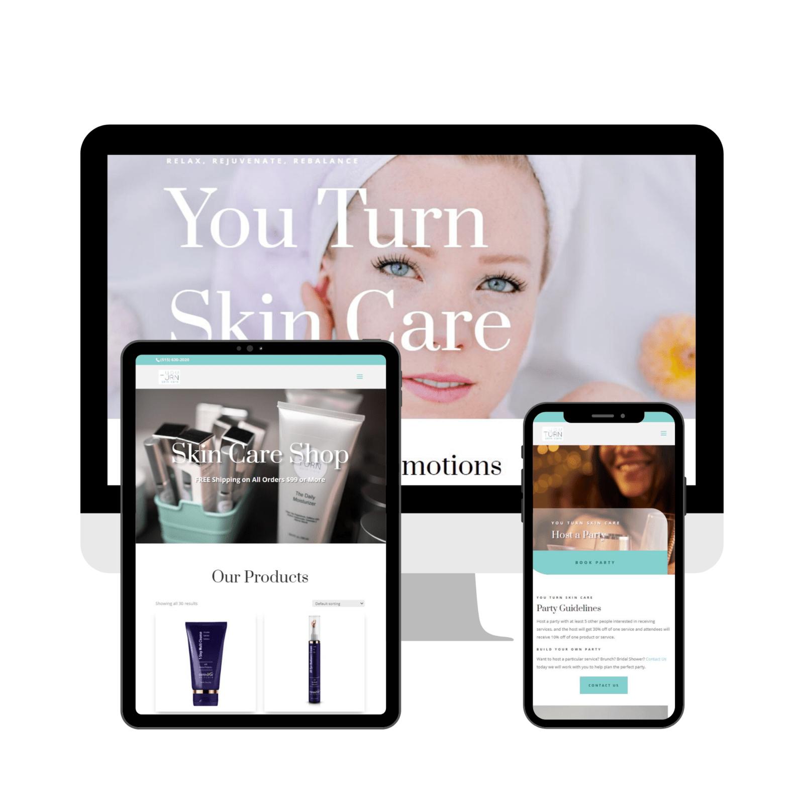 YouTurn Skin Care